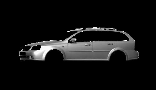 Цвета кузова Lacetti Wagon
